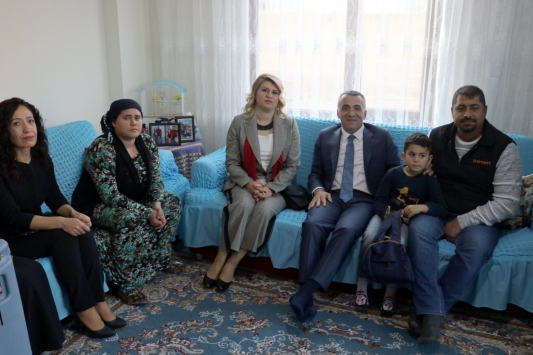 Kırklareli Valiliği metruk binada öldürülen Zeynepin ailesine ev aldı