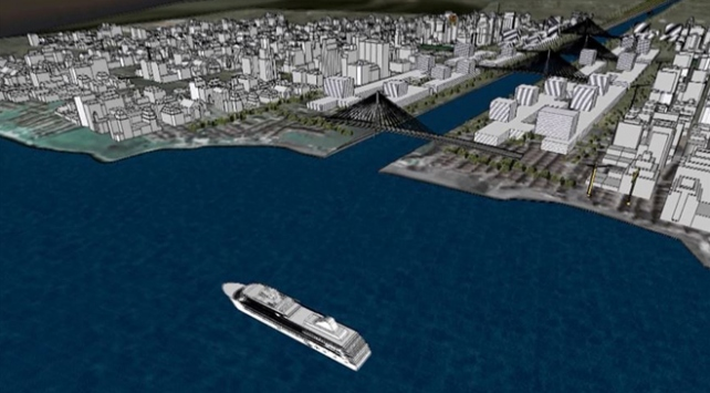 Kanal İstanbulun ÇED raporu haftaya çıkacak