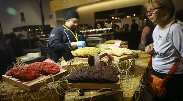 Çikolata ve kahve tutkunları Ankaradaki festivalde buluşuyor