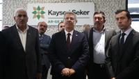 """Kayseri Şeker'de """"yeni iletişim"""" dönemi"""