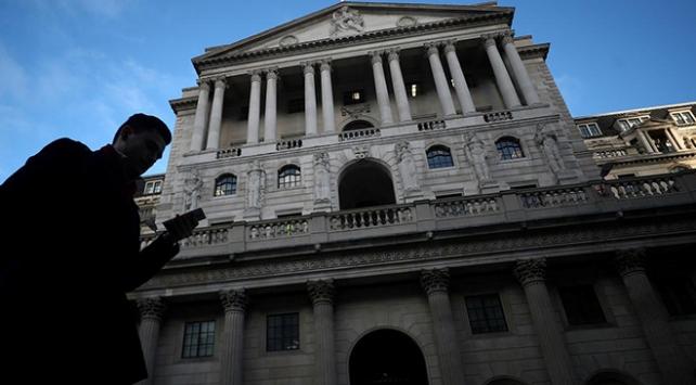 """İngiltere Merkez Bankasında """"sızıntı"""" skandalı"""