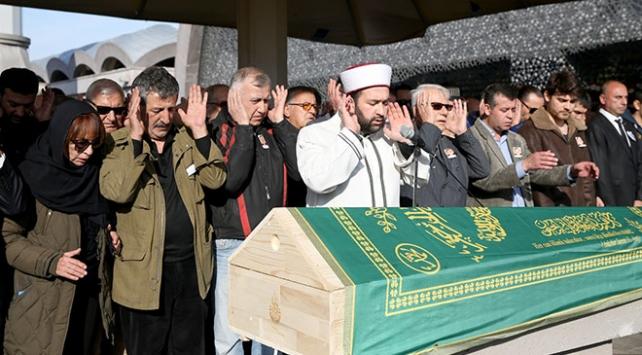 Tunç Başaran için Şakirin Camiinde cenaze namazı kılındı