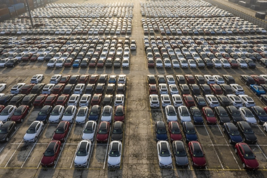 Sakaryadan 11 ayda 4,3 milyar dolarlık otomotiv ihracatı