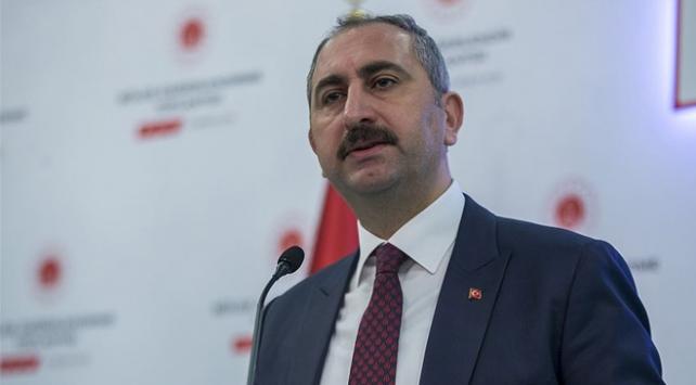 Adalet Bakanı Gül: Hablemitoğlu suikastı zanlısının iadesi için görüştüm