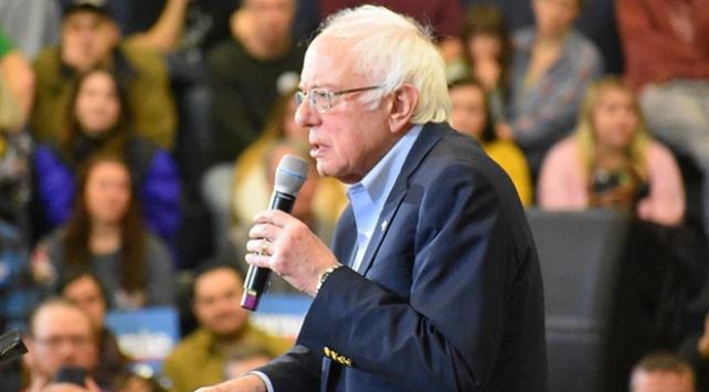 ABDde Demokrat başkan aday adayı Bernie Sanderstan Filistin çıkışı