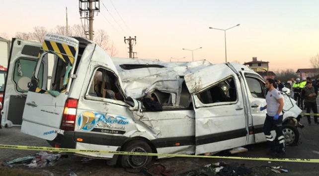 İki öğrencinin öldüğü kazada sürücüler serbest