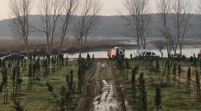Terkos Gölünde kayıp iki kişinin cansız bedenleri bulundu