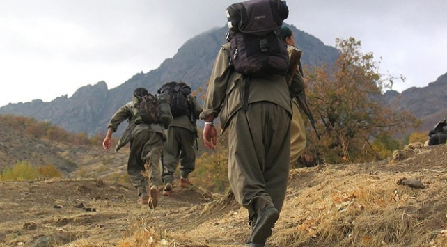 PKKda yönetici düzeydeki 3 terörist teslim oldu
