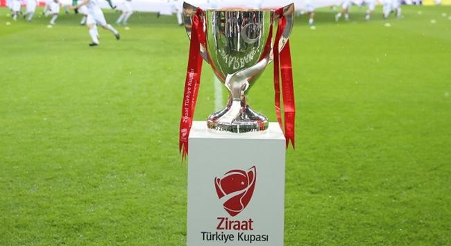 Ziraat Türkiye Kupasının maç takvimi açıklandı