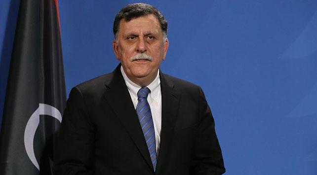 Libya Başbakanı Serracdan 5 ülkeye güvenlik anlaşmalarını uygulama çağrısı