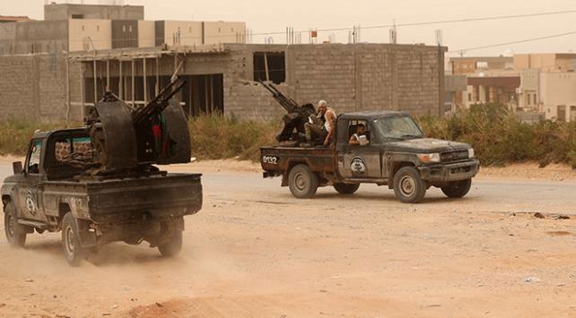 Libyada Trablusa saldıran Hafter milislerinin önündeki 10 engel