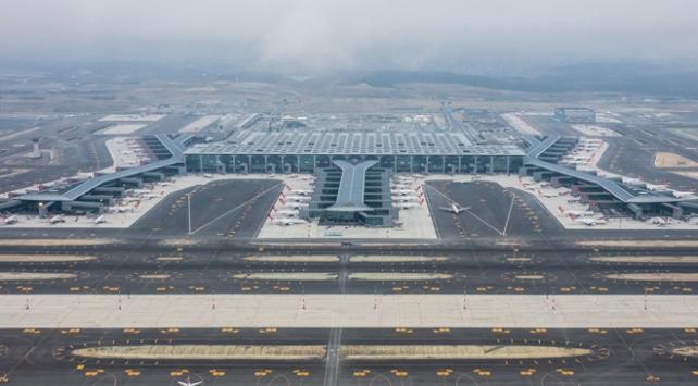 İstanbul Havalimanı küresel merkez oldu