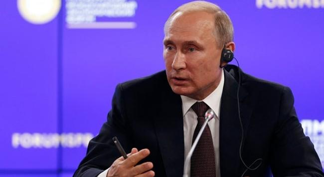 Putin: Men kararı hukuksuzdur