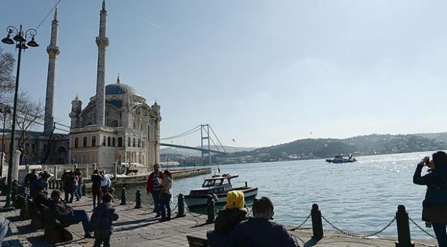 Marmarada sıcaklık mevsim normallerinin üzerinde olacak
