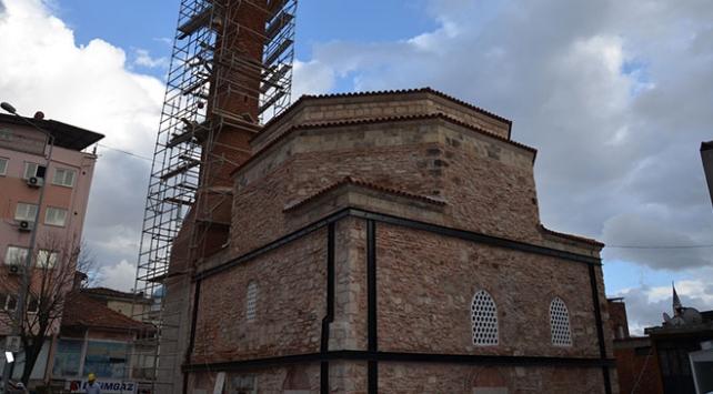 Tarihi Hacı Hasan Camii ibadete açılıyor