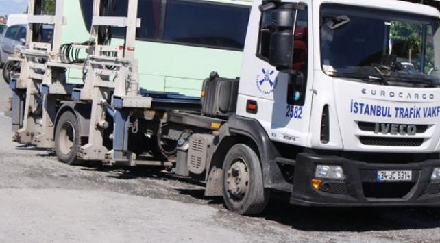 İstanbulda Trafik Vakfı artık araç çekemeyecek