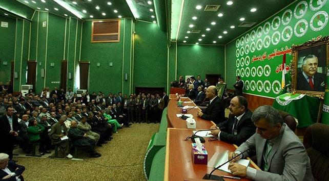 Iraktaki KYB 5 yıl gecikmeyle 4üncü kongresini düzenliyor