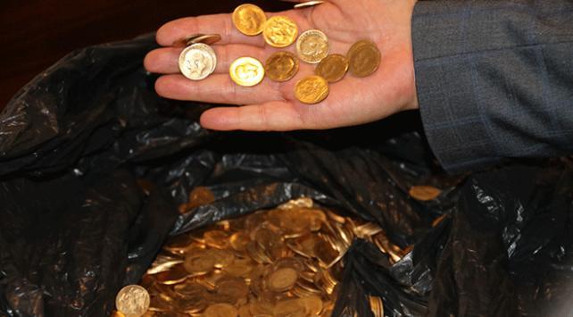 Şanlıurfada otel odasında bulunan paralar sahte çıktı