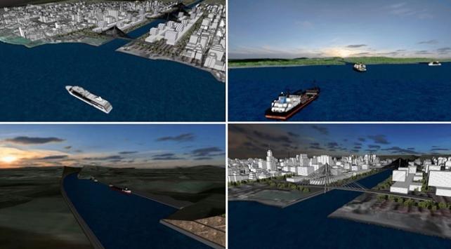 Kanal İstanbulun ihale süreci başlıyor
