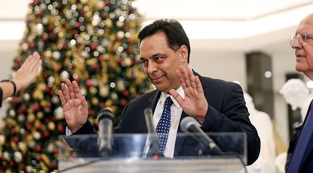 Lübnanda hükümeti kurma istişareleri başladı