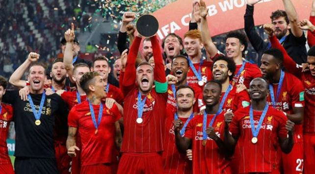 Kulüpler Dünya Kupasında şampiyon Liverpool