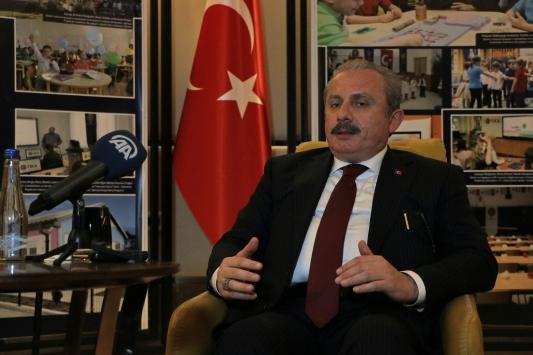 Şentoptan Türkiyenin, ABD dahil herhangi bir ülkeye mahkum olmadığı vurgusu