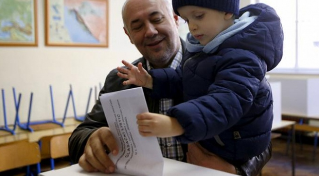 Hırvatistanda cumhurbaşkanlığı seçimi için oy kullanma işlemi sona erdi