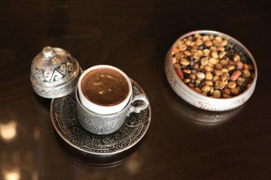 Gaziantepin yemekleri kadar ünlü kahvesi: menengiç