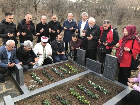 Bulgaristan Türklerinin direnişinin sembolü Türkan bebek ölümünün 35. yılında anıldı