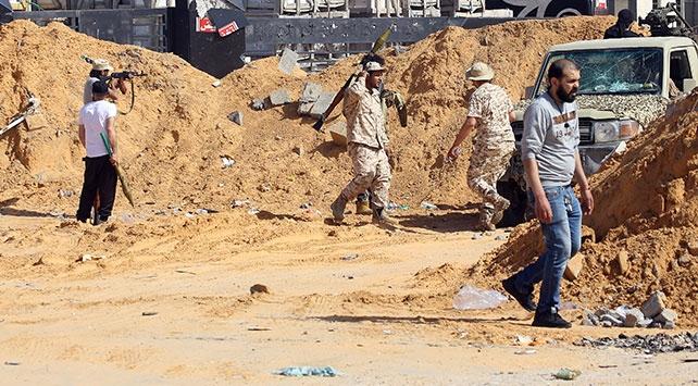 Libyadaki UMHden ABDye Hafter çağrısı