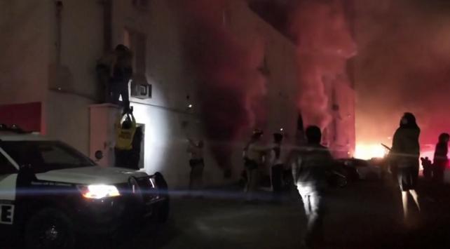 Las Vegasta yangın: 6 ölü