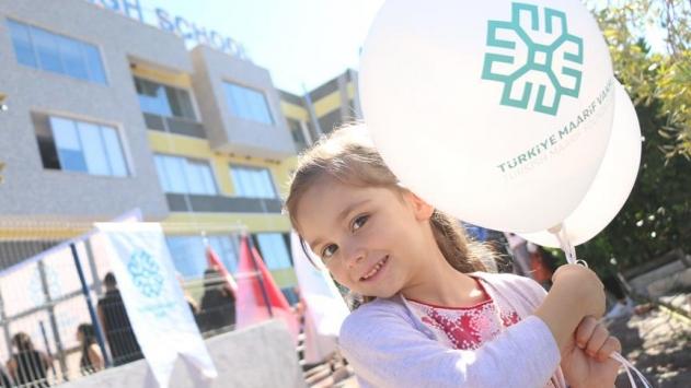 Maarif Vakfı Gürcistanda yeni okullar açacak