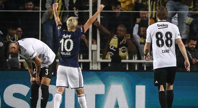 Beşiktaş deplasman derbilerini kazanamıyor