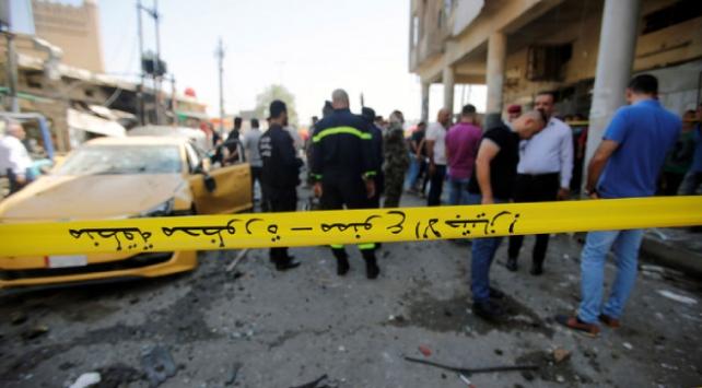 Irakta bombalı araçla saldırı: 2 ölü