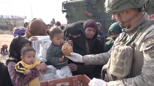 Rasulayn halkından Türk devletine teşekkür