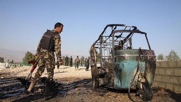 Afganistanda Taliban saldırısında 7 asker öldü