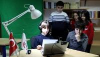 Radyoculuk hayallerini Bilim Sanat Merkezinde gerçekleştiriyorlar