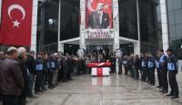 Eski Kırıkhan Belediye Başkanı Aydın Falay, toprağa verildi