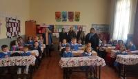 Akşehir'de okuldan okula gönül köprüsü kuruldu