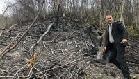 Ordu'da 22 noktada çıkan orman ve örtü yangınları