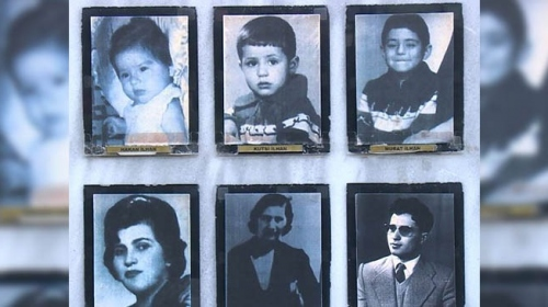 Binbaşı Nihat İlhan'ın ailesi 56 yıl önce acımasız kurşunların hedefi oldu