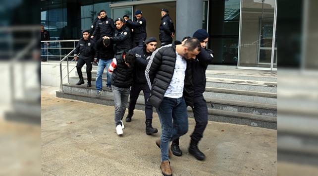 Bursadaki uyuşturucu operasyonunda 5 şüpheli yakalandı