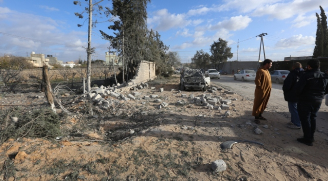 Libyada Hafter güçleri sivillere saldırdı: 4 ölü, 6 yaralı