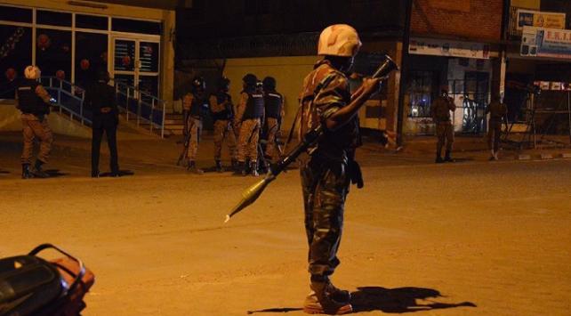 Burkina Fasoda 80 terörist etkisiz hale getirildi