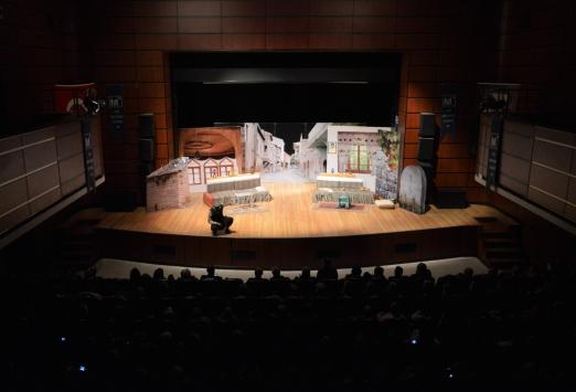 """Kayseri SMMMO üyelerince """"Gesi Bağları"""" tiyatro oyunu sergilendi"""