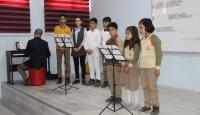 Şemdinli'de görsel sanatlar atölyesi ve müzik sınıfı açıldı