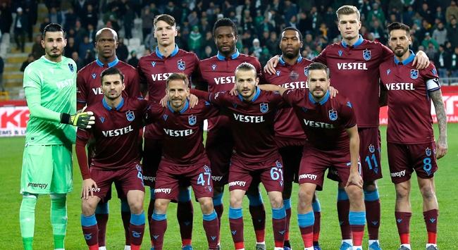 Trabzonspor en iyi ilk yarı performansının peşinde