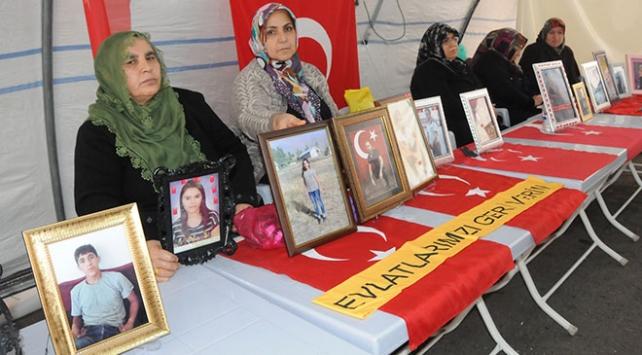 Diyarbakır annelerinin evlat nöbeti 114üncü gününde