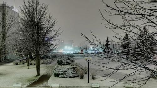 Ankara'da kar etkili oluyor