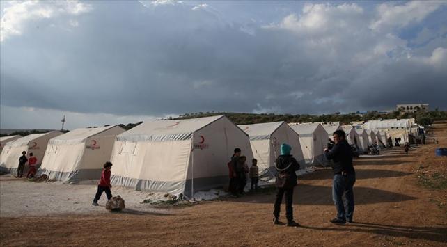 Türk Kızılay, Suriyede yeni barınma alanları oluşturacak